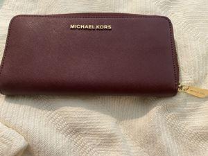 Women's Michael Kors wallet for Sale in Houston, TX