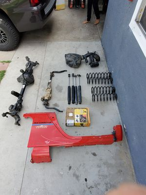 Jeep wrangler parts for Sale in Paramount, CA