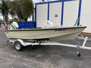 1967 Glasspar Avalon 16ft with 75hp Johnson stinger and trailer for Sale in HUNTINGTN BCH, CA