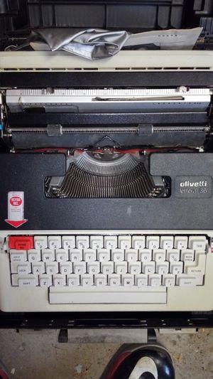 Olivetti lettera 36 for Sale in Dublin, GA