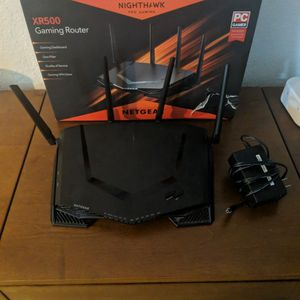 Netgear Nighthawk Xr500 Gaming Router for Sale in Fort Pierce, FL