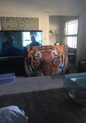 Large tiger canvas for Sale in San Diego, CA