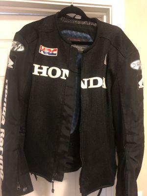 Official Honda licensed joe rocket motorcycle jacket. for Sale in Clovis, CA