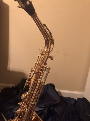 Saxophone alto opus usa for Sale in Alpharetta, GA