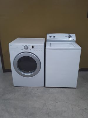 Kenmore Washer and LG Electric Dryer for Sale in OLD RVR-WNFRE, TX