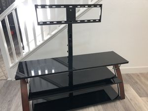 Adjustable TV stand for sale for Sale in San Ramon, CA