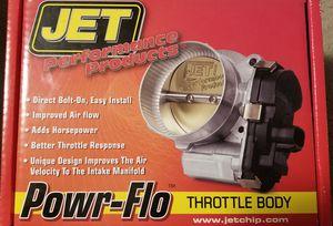 Jet Powr-Flo Throttle body for Sale in US