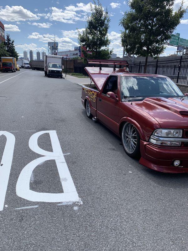 Chevy S 10