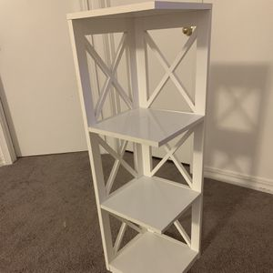 4 Tier Corner Shelf for Sale in Woodburn, OR