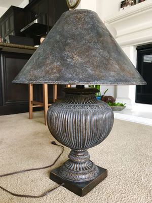 "30"" Classic Bronze Vase Table / Desk / Bedside Lamp 4 Living / Bedroom for Sale in Yorba Linda, CA"