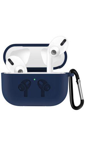 Apple AirPods Pro Premium Silicone Case Dark Blue for Sale in Ontario, CA