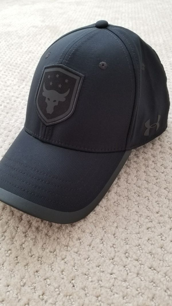 UA x Project Rock Threadborne Training Cap for Sale in Jacksonville ... 614bff04412
