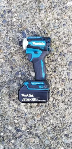 Makita XDT16 18v Brushless Impact Driver for Sale in Seattle,  WA