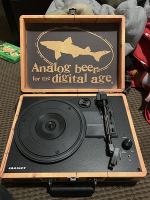Collectible, Rare Dogfish Record Player for Sale in Lubbock, TX