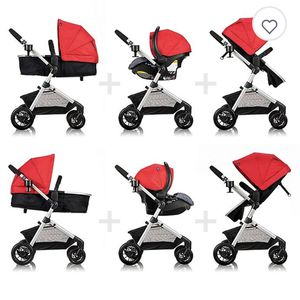 EVENFLOW Travel System for Sale in Pikesville, MD