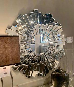 Starburst wall mirror 40x40 for Sale in Boca Raton, FL
