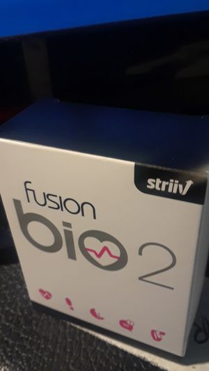 Striiv Fusion Bio 2 (fitbit) Activity Monitor NEW in box for Sale in Fremont, CA