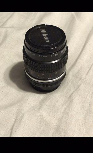 Nikon nikkor for Sale in Dallas, TX