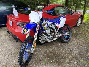 Dirt bike Yamaha yz 250f for Sale in Hudson, MA