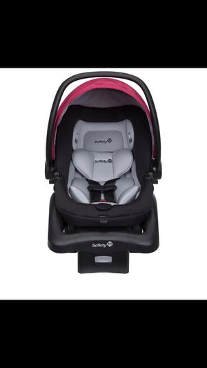 Safety 1st Newborn-Infant Car Seat for Sale in Mineral Wells, MS