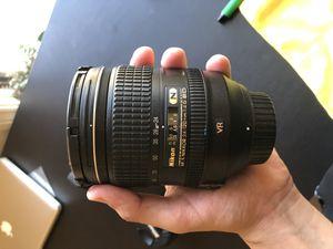 Nikon lens for Sale in Los Angeles, CA