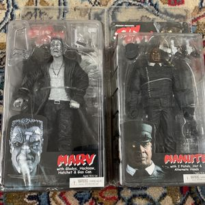 Neca Sin City Figures, Sealed for Sale in Los Angeles, CA