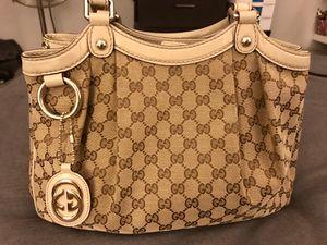Gucci Sunday Canvas Tote Bag for Sale in Castro Valley, CA
