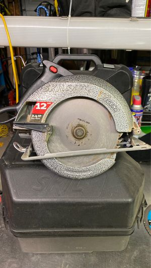 Skilsaw Legend 12amp 2.4hp max motor for Sale in San Diego, CA