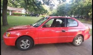 2002 Hyundai accent for Sale in Cleburne, TX