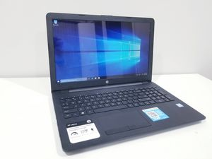 Laptop HP Touchscreen I3 8130U 8 GB RAM 15 bx113dx 1 TB HDD notebook computer PC like Envy x360 pavillion Samsung for Sale in Wheeling, IL