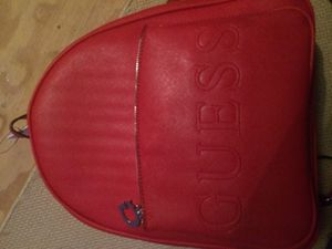 Womens Red Guess backpack for Sale in Cumming, GA