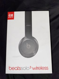 Beats Solo 3 Wireless for Sale in Lawrence,  MA