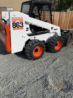 05 bobcat 863 for Sale in San Diego, CA
