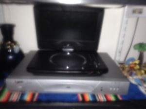APEX DVD PLAYER AND GPX PORTABLE DVD for Sale in Commerce City, CO
