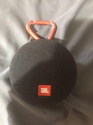 JBL Clip 2 Waterproof Ultra-Portable Bluetooth Speaker for Sale in Eastman, GA