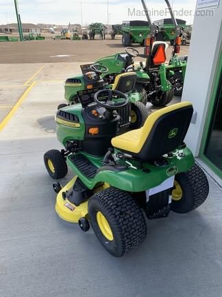 Brand new never been used John Deere. E130 and E140
