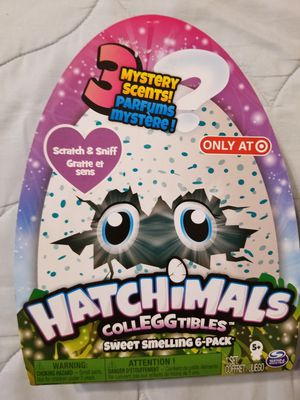 Mystery scratch and sniff Hatchimals for Sale in West Carson, CA