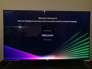 "Broken Samsung UN55KS8000 55"" 2160p SUHD LED LCD TV with additional main board for Sale in Frederick, MD"