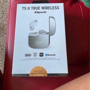 Brand New T5 II True Wireless for Sale in Houston, TX