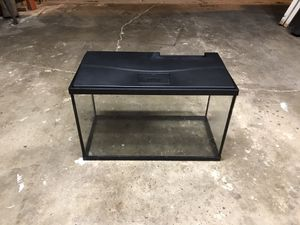 15 Gallon Fish Tank for Sale in Bedford Park, IL