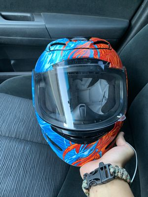 Icon Motorcycle Helmet for Sale in Fowler, CA