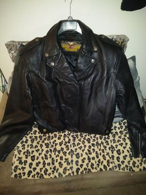 Women's authentic vintage Harley Davidson jacket for Sale in Federal Way, WA