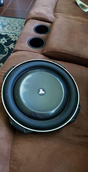 JL Audio shallow mount 13.5 1200 watts for Sale in Aransas Pass, TX