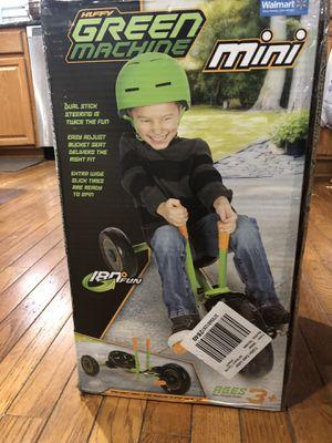 Green machine for Sale in Ashburn, VA