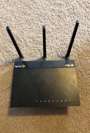 Asus wireless router for Sale in Fort Worth, TX