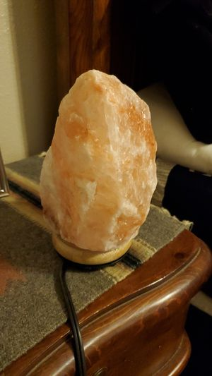 Himalayan salt lamp for Sale in Gilbert, AZ
