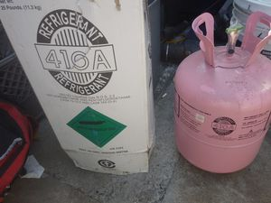 410 refrigerant cans/freon for Sale in El Monte, CA