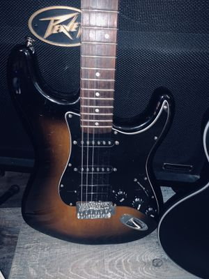 FENDER SQUIRE TOBACCO BURST PLAY AMAZING for Sale in Meridian, ID