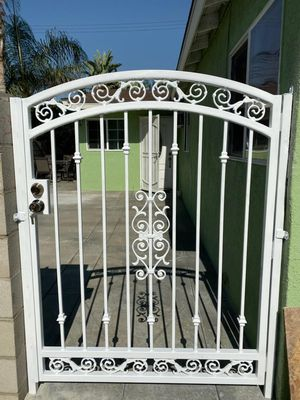 I made Gates,fences for Sale in Pico Rivera, CA