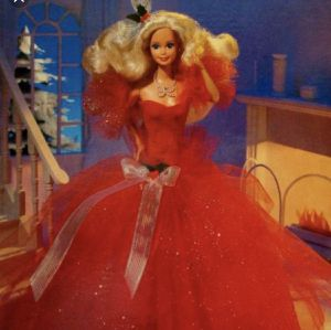 1988 Vintage Holiday Barbie for Sale in Madison, NJ